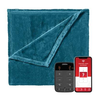 Velvet Wi-Fi Connected Heated Blanket