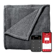 LoftTec™ Wi-Fi Connected Heated Blanket image number 0