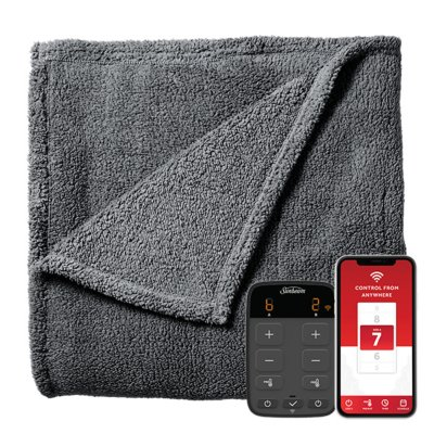 LoftTec™ Wi-Fi Connected Heated Blanket