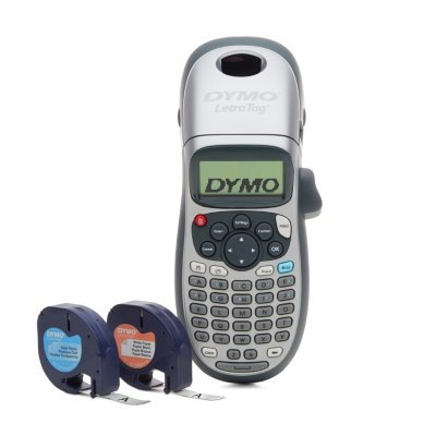 DYMO LetraTag 100H Plus Handheld Label Maker