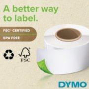 a better way to label f s c certified b p a free label roll image number 5