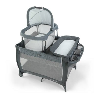 Pack 'n Play® Day2Dream™ Travel Bassinet Playard
