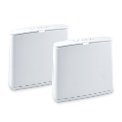 Onelink Secure Connect Home Wi-Fi Mesh Dual-Band Solution (2 Pack)