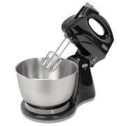 Sunbeam® Hand & Stand 5-Speed Mixer, Black image number 1