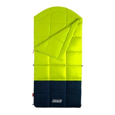 Kompact 40°F/5C Big and Tall Contour Sleeping Bag, Space