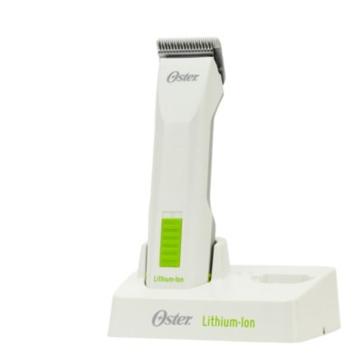 Oster® Volt Cordless Clipper Powered by Lithium-Ion Battery Technology