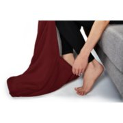 Sunbeam® Microplush Deluxe Dual Pocket Heated Throw image number 3
