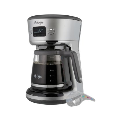 Mr. Coffee® Easy Measure 12-Cup Programmable Coffeemaker