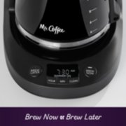 Mr. Coffee® 12-Cup Programmable Coffeemaker with Dishwashable Design image number 4
