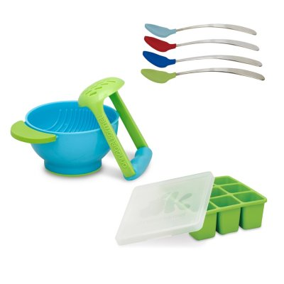 First Essentials by NUK™ 6-Piece Prepare and Feed Set