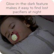 Airflow Glow-in-the-Dark Pacifiers image number 2