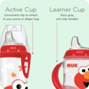 Sesame Street Cup and Pacifier Transition Set image number 3