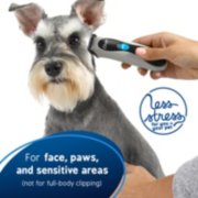 Oster® Less Stress Cordless Pet Trimmer image number 1