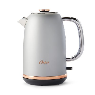 Oster® Electric Kettle, Metropolitan Collection with Rose Gold Accents