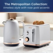 Oster® Electric Kettle, Metropolitan Collection with Rose Gold Accents  image number 4