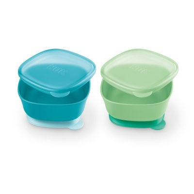 Suction Bowl and Lid