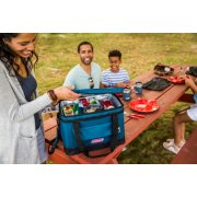 30-Can Portable Soft Cooler, Space Blue image 8