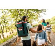 24-Can High-Performance Leak-Proof Soft Cooler Backpack, Evergreen image 9