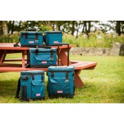 9-Can Portable Soft Cooler, Space Blue image 10
