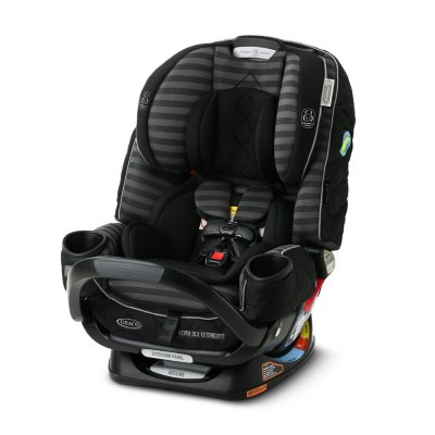 Premier 4Ever® DLX Extend2Fit® 4-in-1 Car Seat featuring Anti-Rebound Bar, Monte Carlo™ Fashion