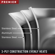 Calphalon Premier™ Stainless Steel 13-Piece Set image number 1
