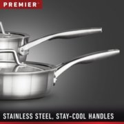 Calphalon Premier™ Stainless Steel 13-Piece Set image number 2
