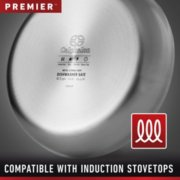 Calphalon Premier™ Stainless Steel 13-Piece Set image number 5