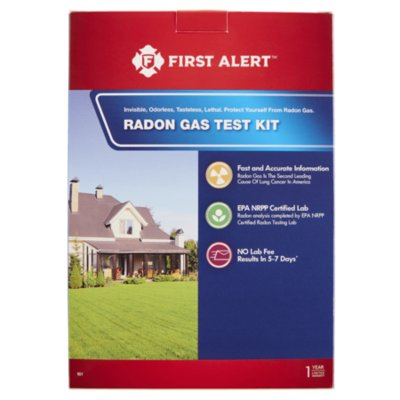 Home Radon Test Kit