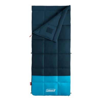 Kompact 20°F/-7C Rectangle Sleeping Bag, Space