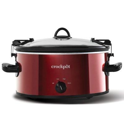 Crockpot™ 6-Quart Cook & Carry™ Slow Cooker, Manual
