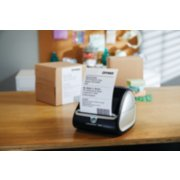 4 X L label maker printing shipping label image number 3