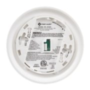 smoke and carbon monoxide alarm back image number 4