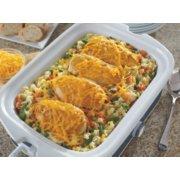 Crockpot™ 3.5-Quart Casserole Crock™ Slow Cooker, Manual, Charcoal image number 6