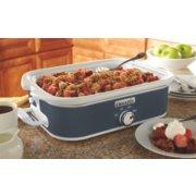 Crockpot™ 3.5-Quart Casserole Crock™ Slow Cooker, Manual, Charcoal image number 3