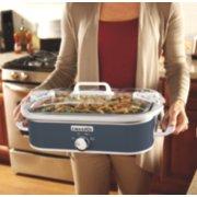 Crockpot™ 3.5-Quart Casserole Crock™ Slow Cooker, Manual, Charcoal image number 4