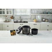 Crockpot™ Express 6-Qt Pressure Cooker, Black Stainless Steel image number 5