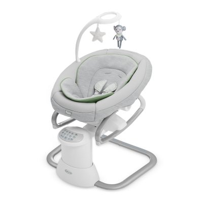Soothe My Way™ Swing with Removable Rocker