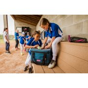 30-Can Portable Soft Cooler, Space Blue image 7