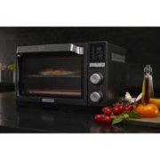 Calphalon Quartz Heat Countertop Oven, Dark Stainless Steel image number 3