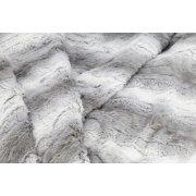 Sunbeam® Faux Fur Heated Throw image number 1