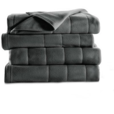 Sunbeam® Fleece Heated Blanket with Dial Controller