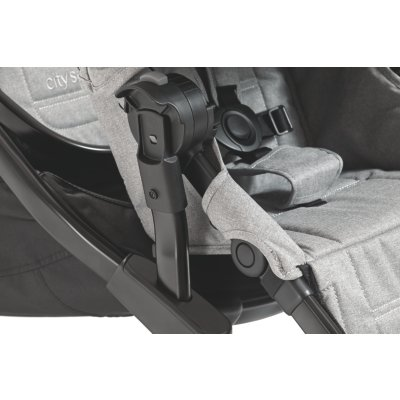 city select® LUX Second Seat Attachments