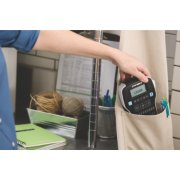 DYMO LabelManager 160 Portable Label Maker with 2 D1 Label Tapes image number 3