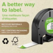 a better way to label. recycled materials, FSC certified packaging. image number 5