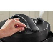 Crockpot™ Express 6-Qt Pressure Cooker, Black Stainless Steel image number 3