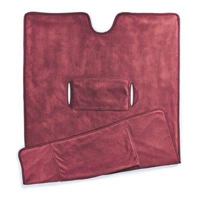 Velvet Heated Super Throw