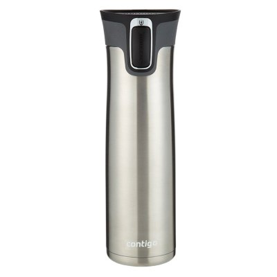 West Loop Stainless Steel Travel Mug with AUTOSEAL® Lid, 24oz
