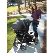 RoomFor2 stroller with click connect image number 2