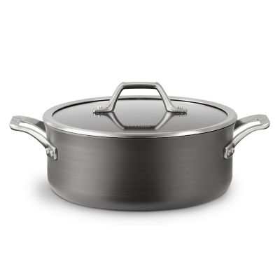 Calphalon Signature™ Hard-Anodized Nonstick 5-Quart Dutch Oven with Cover