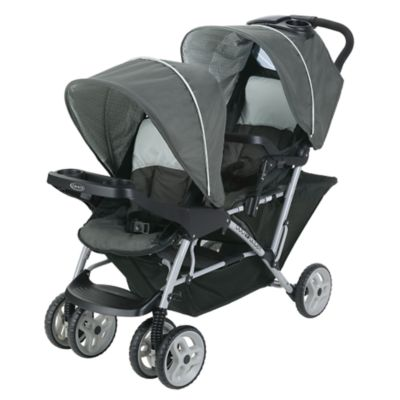 DuoGlider™ Click Connect™ Double Stroller